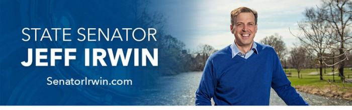 State Senator Jeff Irwin