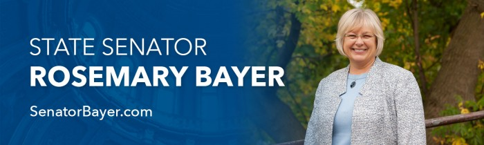 State Senator Rosemary Bayer