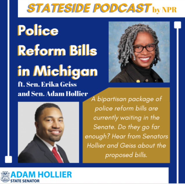 Police Reform Bills in Michigan